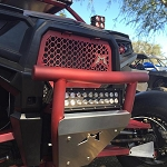 Madigan Motorsports RZR XP1000 Clip In Grill