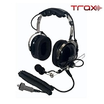 PCI Race Radios Trax Stereo Prerunner Headset