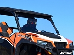 SuperAtv Polaris General Full Windshield