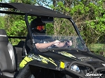 SuperATV Polaris RZR 800/XP900 Half Windshield