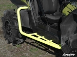 Super ATV Polaris RZR XP 900 Heavy Duty Rock Sliding Nerf Bars