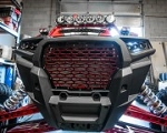 Agency Power Premium Grill for 2017+ Polaris RZR XP Turbo