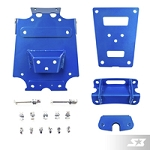 S3 Powersports Can-Am Maverick X3 Front Gusset Kit