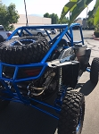 SDR Motorsports XPR-2 Pre Runner Cage Polaris RZR XP1000/Turbo