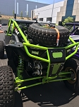 SDR Motorsports XPR-4 Polaris RZR XP41000/Turbo Fastback Pre-Runner Cage