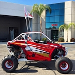SDR Motorsports XPR-2 Sport Betsy Cage Polaris RZR XP1000 & Turbo