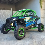 SDR Motorsports XPR-2 Sport Cage Polaris RZR XP1000 & Turbo