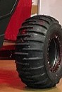 Sand Tires Unlimited STU Desert Trak 1450 Paddle Tire- Comp Cut (Rear)