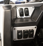 Polaris RZR XP1000 Left-Side 3-Switch Panel