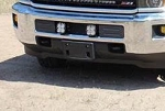 Baja Designs 2015-2017 Chevrolet 2500/3500 Multi-Light Bumper Kit