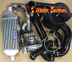 Silber Turbos Yamaha YXZ1000R Turbo Kit