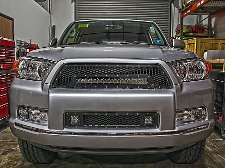 Rigid industries 20 sr series hybrid led light bar aloadofball Image collections