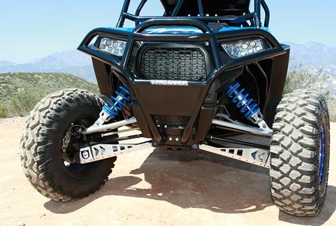 Pro Armor Polaris Rzr Xp1000 900s Trail Front Bumper
