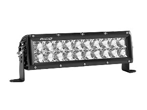 "Rigid Industries 10"" E-Series PRO LED Light Bar - Flood"