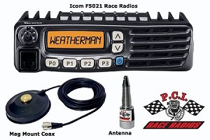 PCI Race Radios Base Camp/Chase Radio Package