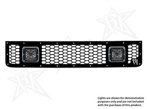 Rigid Industries Toyota FJ Cruiser Upper LED Grille