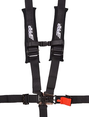 "PRP 5.2 5-Point 2"" Padded Seatbelt Harness"