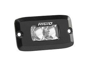 Rigid Industries SR-M PRO Flush Mount LED Light - Flood - Single
