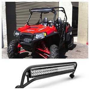 Double-Up Polaris RZR LED Lightbar Mount