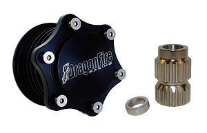 Dragonfire Racing Quick-Release Hub/Spline Kit