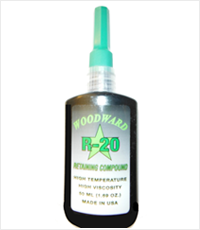Woodward Race Products WRP R-20 Retaining Compund- 50ml