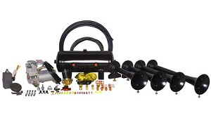 HornBlasters Conductor's Special Model 232 Shocker Train Horn Kit