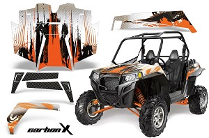 AMR Racing Graphics Polaris RZR XP900 Graphic Kit