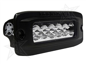 Rigid Industries SR-Q2 LED Light- Flush Mount- PAIR