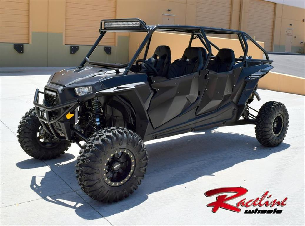 raceline wheels a71b black mamba utv beadlock wheel