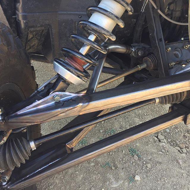 Madigan Motorsports    RZR    XP900 Long Travel Suspension Kit