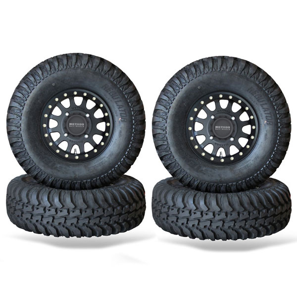 Utv Tires For Sale >> Method Race Wheels 14 401 Beadlock Wheel 30 Tensor