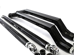 Assault Industries RZR XP 1000 / Turbo Billet High Clearance Radius Rods