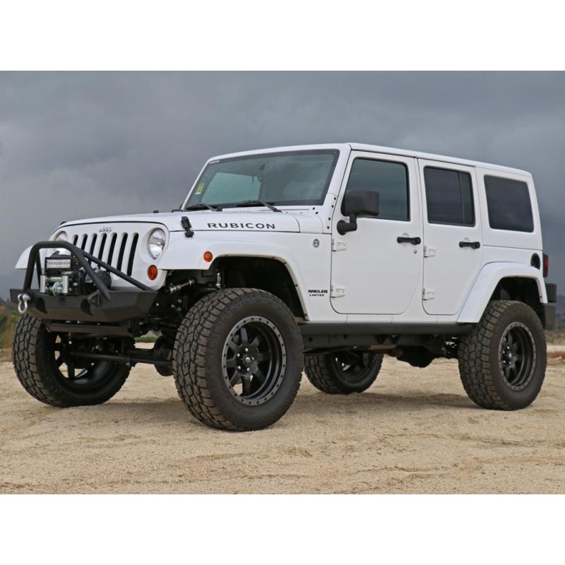 "2009 Jeep Wrangler Suspension: Icon Vehicle Dynamics 2007+ Jeep JK 4.5"" Suspension System"