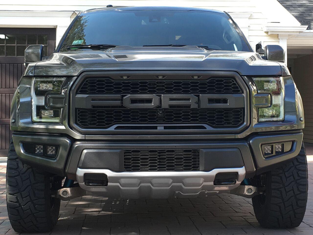 Raptor Lights 2017 Gen 2 Ford Raptor Dual Fog Light And