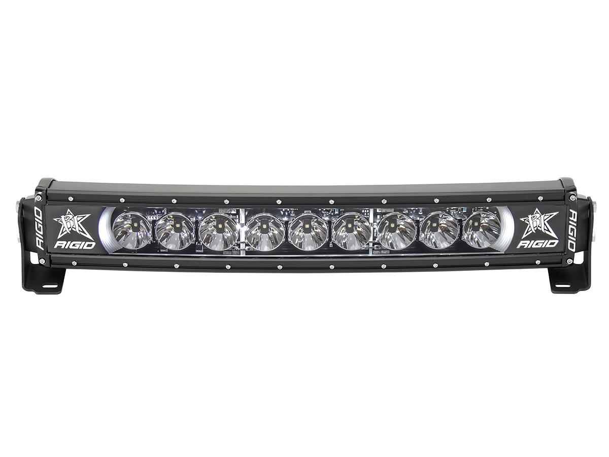 Rigid Light Bar >> Rigid Industries Radiance Curved 20 Back Light Led Light Bar
