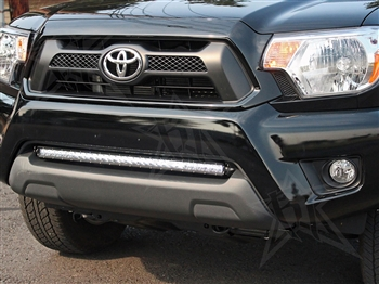 "Rigid Industries Toyota Tacoma Front Bumper 30"" SR LED ..."