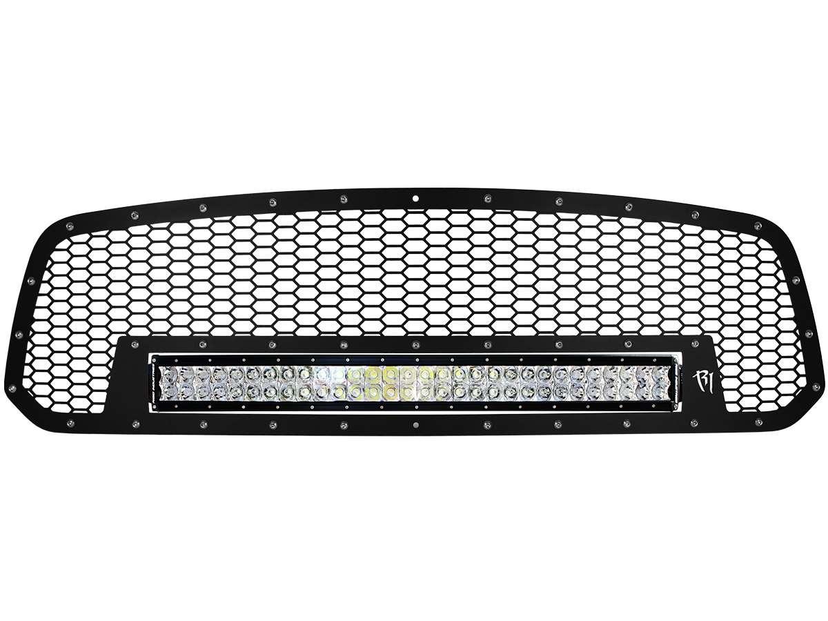41585 2017 Dodge Ram 1500 30 Rds Lights 0 Jpg