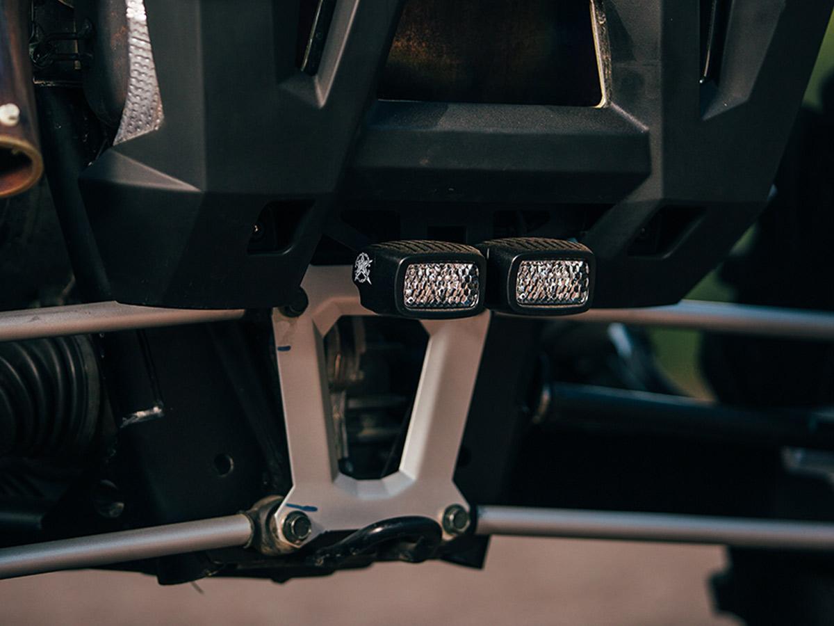 Rigid Industries 14 16 Polaris Rzr Xp 1000 Reverse Light