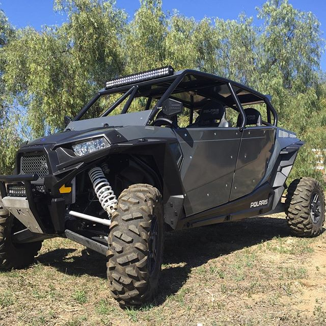 Madigan Motorsports Rzr Xp1000 Xpturbo 4 Seat Roll Cage