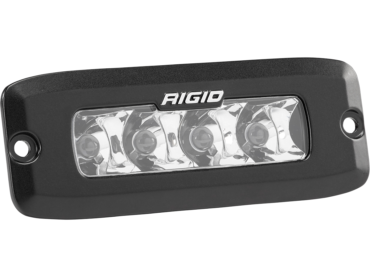 Rigid Industries Sr Q Series Pro Flush Mount Led Light