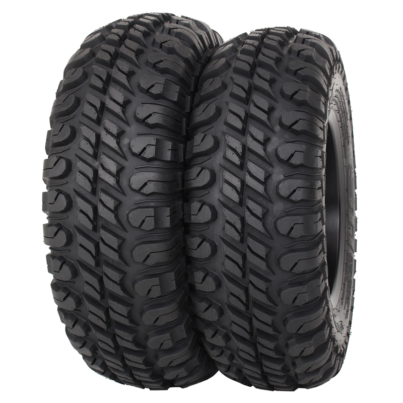 Hard Pack & All-Terrain Tires