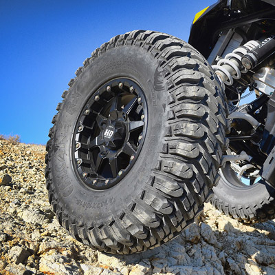 Hard Pack & All-Terrain Tire Kits