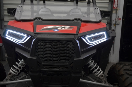 Utv Tires For Sale >> Tric LED TricRings Polaris RZR XP1000/900S/XC LED ...