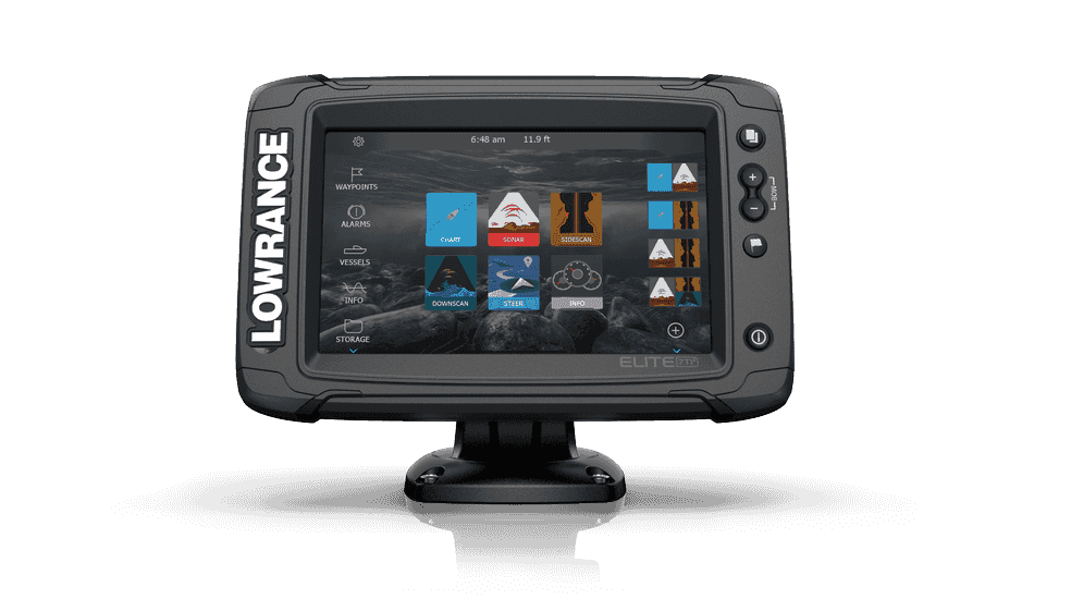 Lowrance Elite-7 Ti 2 Touch Screen GPS