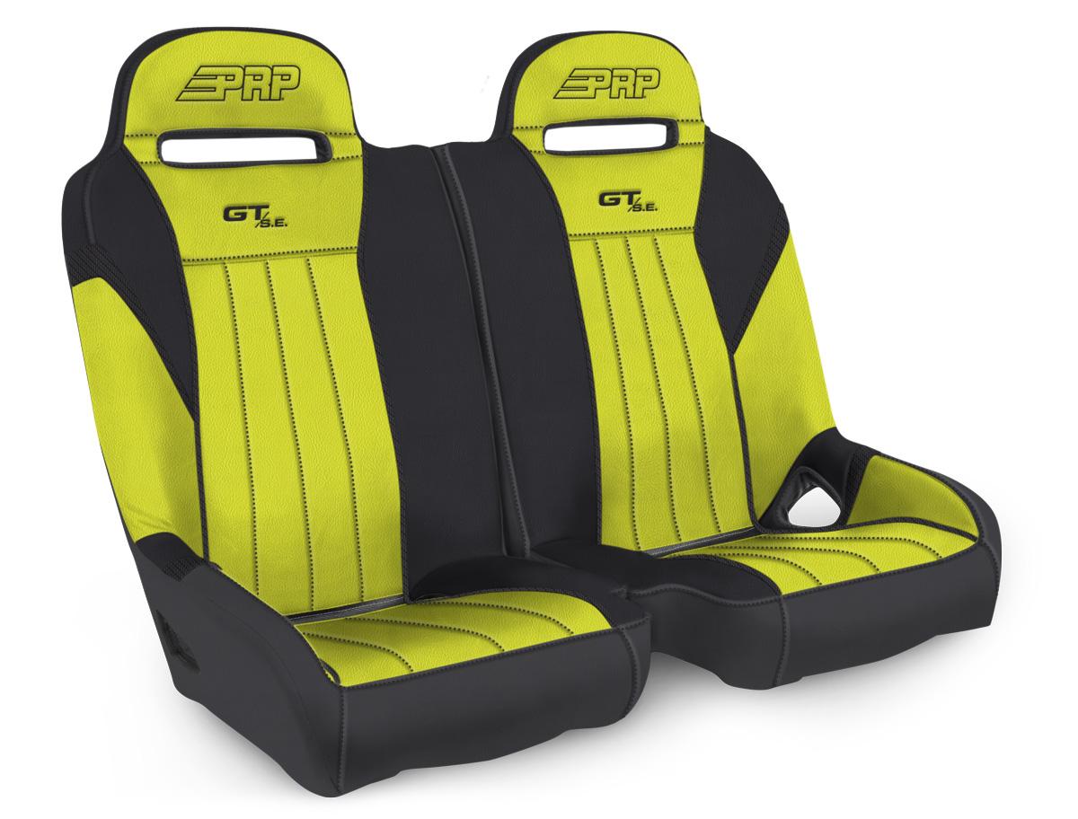 PRP Seats Polaris RZR 50/50 GT S E Front Bench Suspension Seat