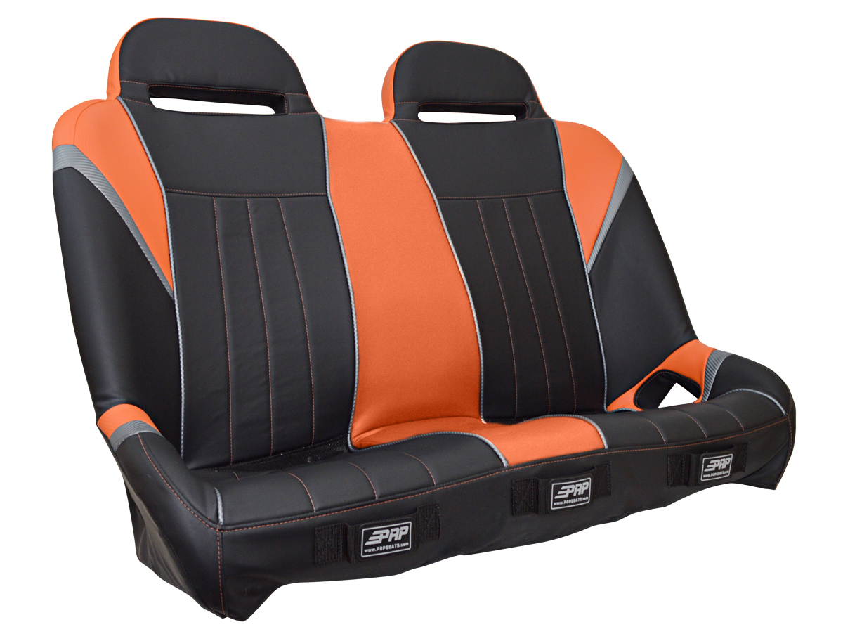 Prp Seats Polaris Rzr Gt S E Rear Bench Suspension Seat