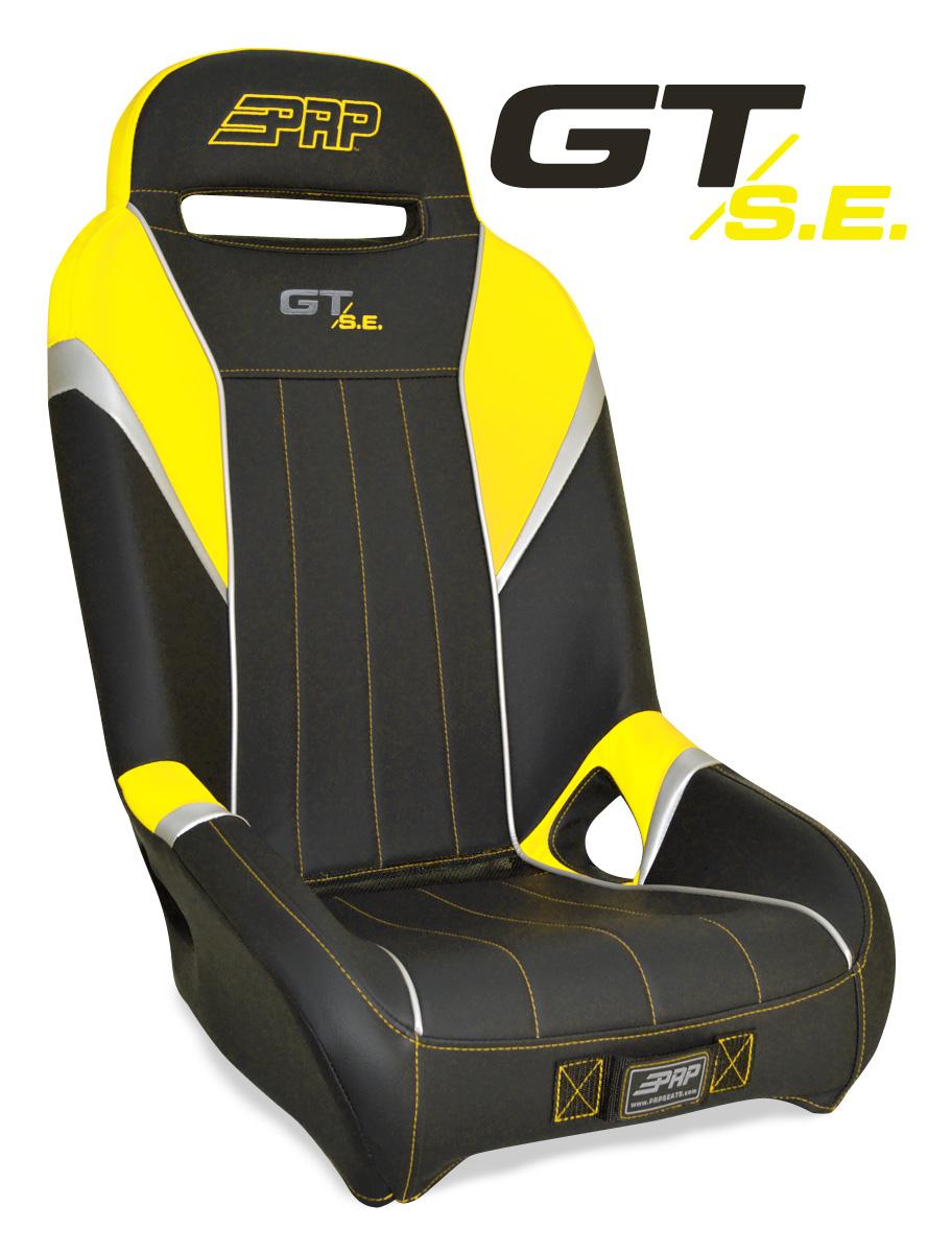 PRP Seats Can-Am Maverick GT S E Suspension Seats (PAIR)