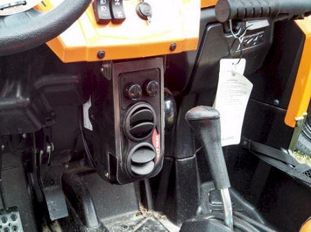 Firestorm Compact Cab Heater For Polaris Rzr