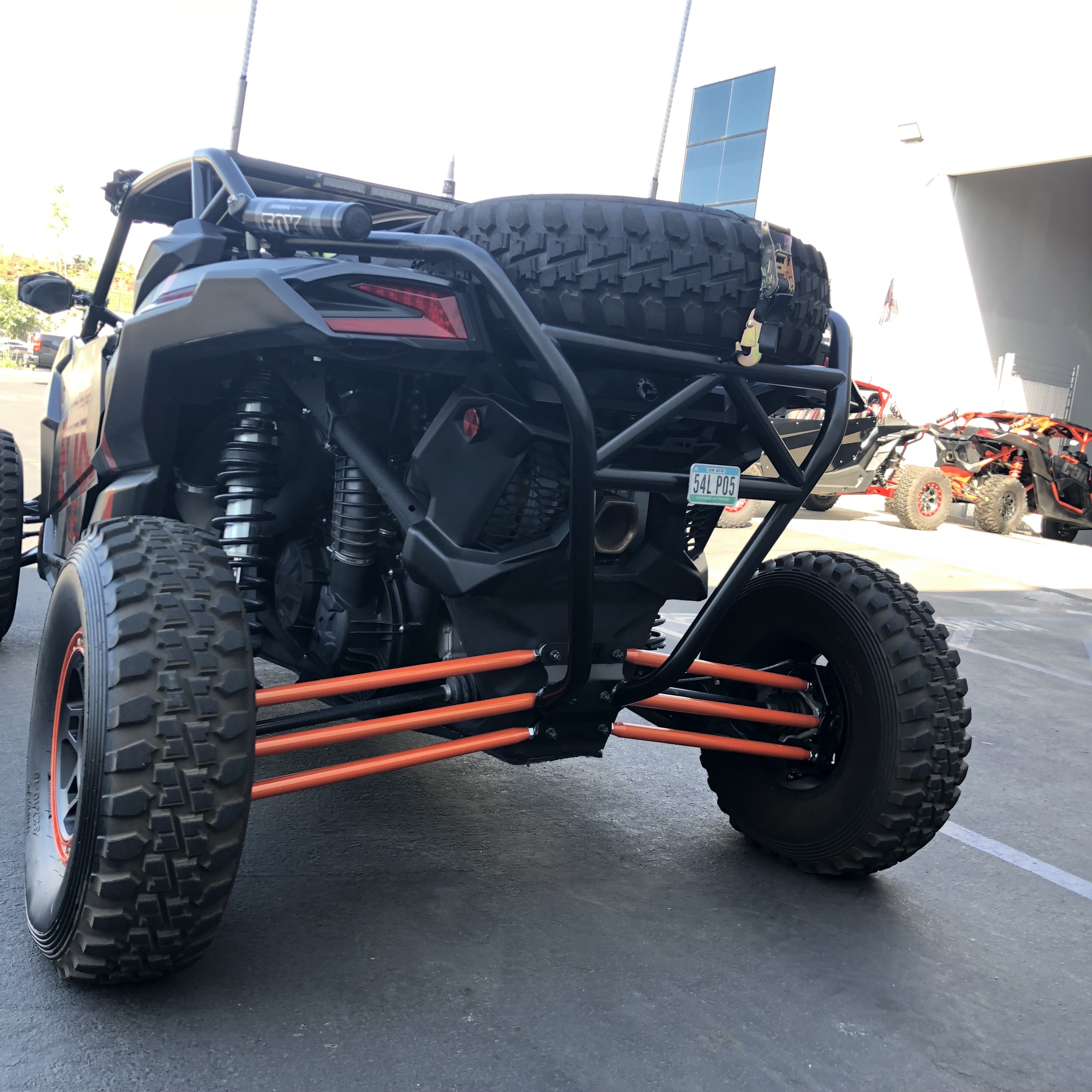 SDR Motorsports Can-Am Maverick X3