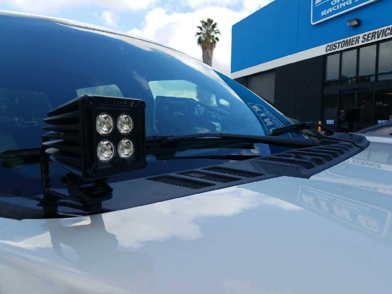 Ford Raptor Interior >> Alternative Offroad Gen 2 2015+ Ford F-150 & 2017+ Raptor Hood Mount Light Brackets